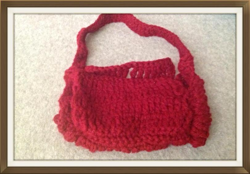 Divya Triple Crochet Bag