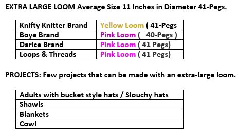Extra Large Loom