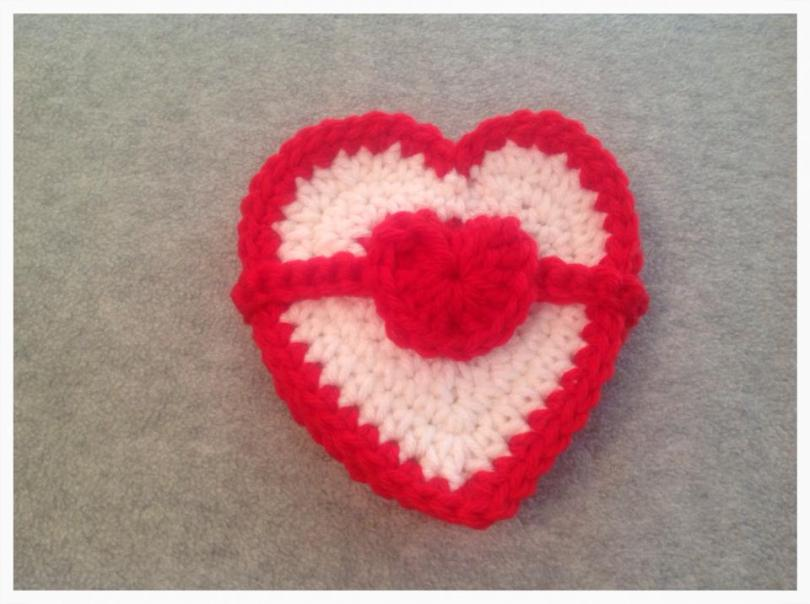 Valentines Day - Heart set Coasters
