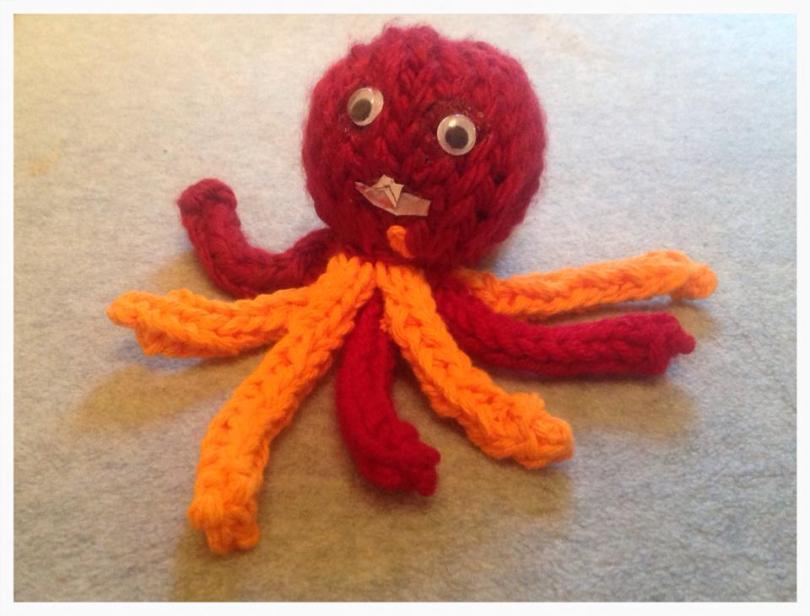 Shwathi - Octopus