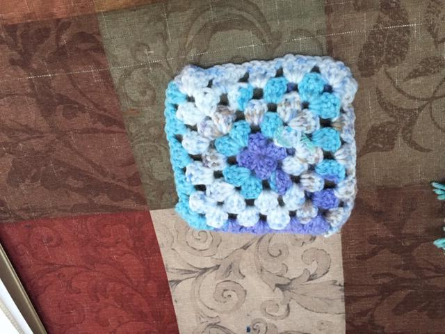 Ronisha granny square
