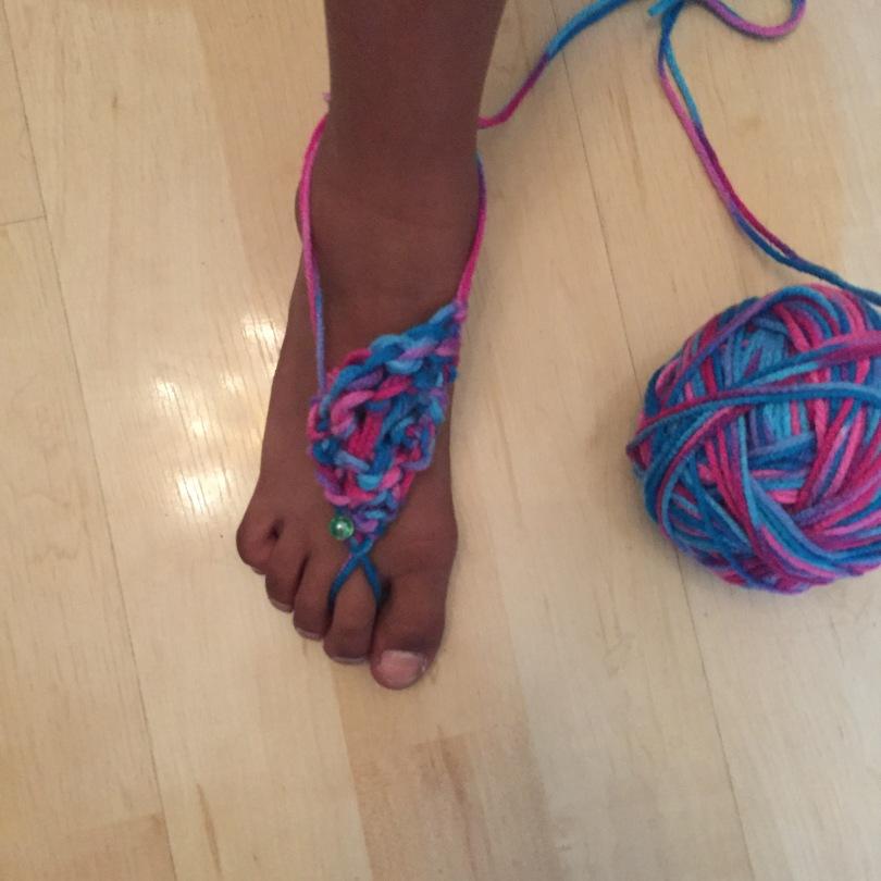 Shwathi - Barefoot Sandals