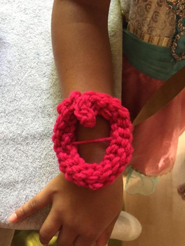Mahathi - Heart bracelet